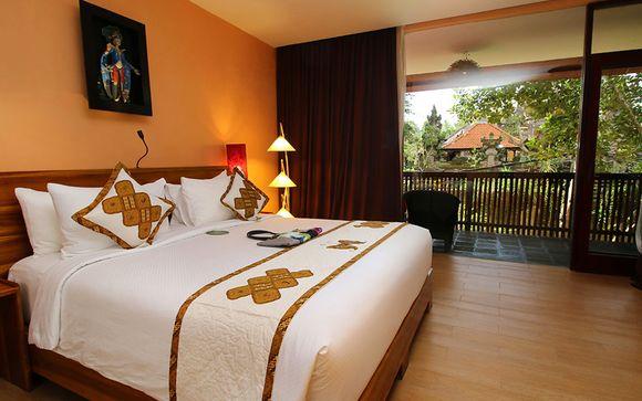 Ubud - Petit Hotel 4*