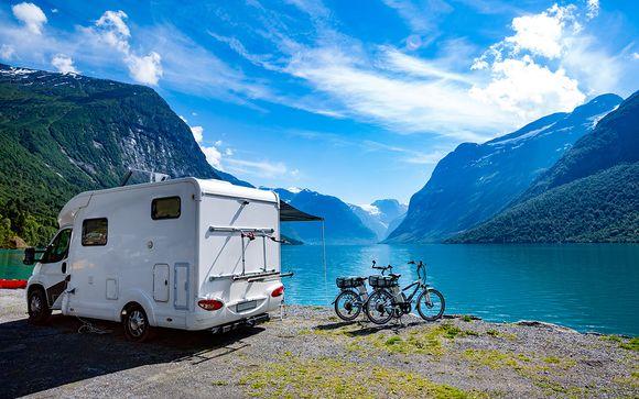 Alla scoperta dei fiordi norvegesi in camper