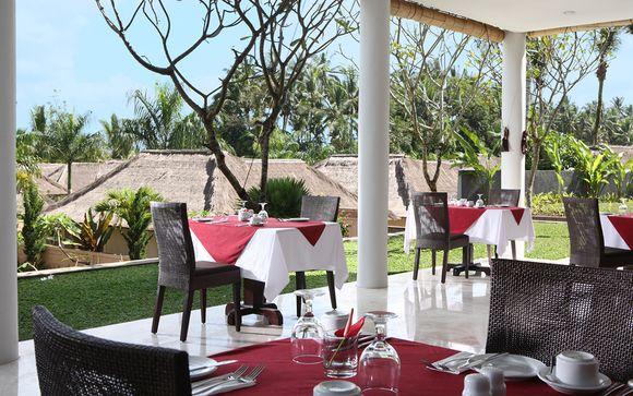 Ubud - Furama Villas & Spa 4*