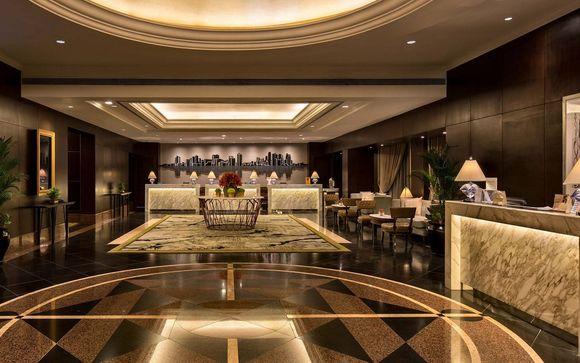 Manila - Diamond Hotel Philippines 5*