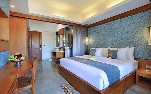 Sanur - Hotel The Alantara Sanur 4*