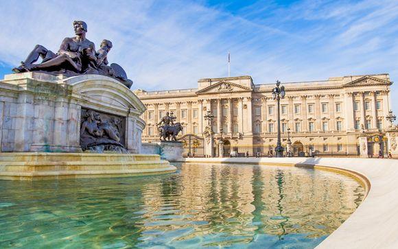 Doubletree by Hilton London Hyde Park Hotel 4* con ingresso a Buckingham Palace