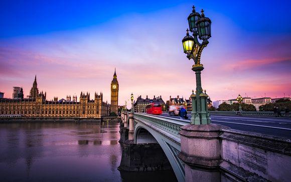 I dintorni: scopri Londra e il quartiere di Holland Park
