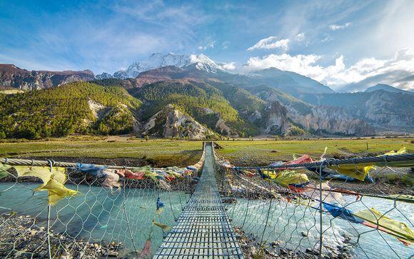 Tour privato alla scoperta delle bellezze naturali del nepal