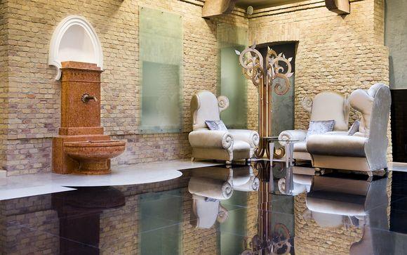 Iberostar Grand Hotel Budapest 5* Voyage Privé : fino a -70%