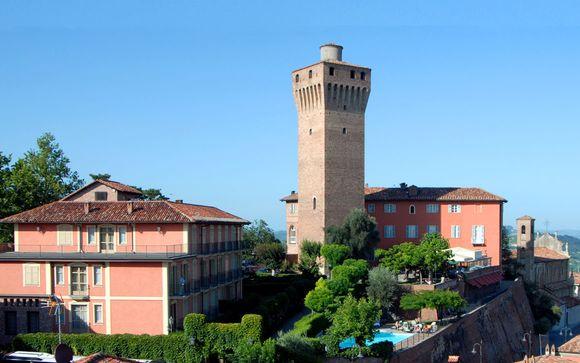 Hotel Castello di Santa Vittoria 4*