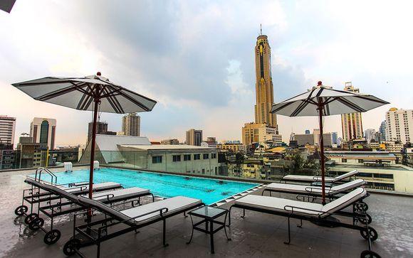 Bangkok - Il Vince Hotel Bangkok Pratunam 4*