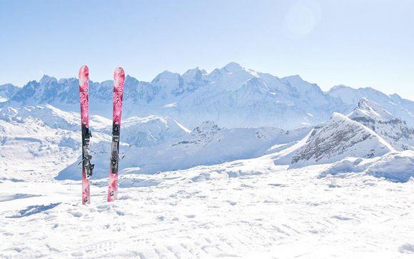 Il comprensorio sciistico di Alpe d'Huez