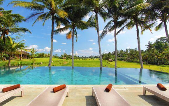 Mathis Retreat Ubud 4* + Villa Mathis Umalas 4* + possibile soggiorno al Mathis Lodge Amed