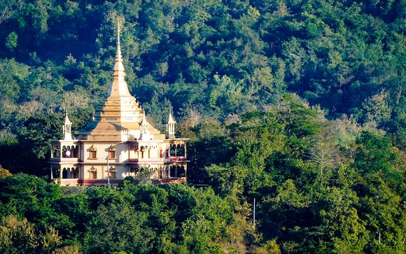 Itinerario con 13 notti - Estensione in Laos