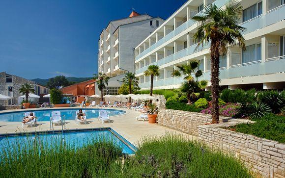 Rabac - Hotel Miramar Sunny by Valamar