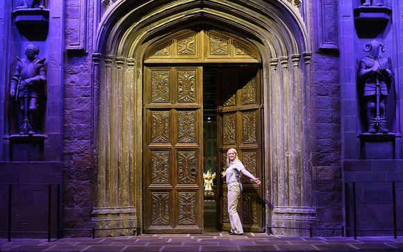 Un tour magico nel mondo di Harry Potter