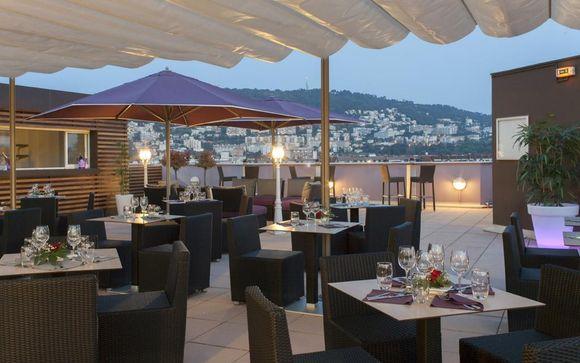 Hotel NH Nice 4*