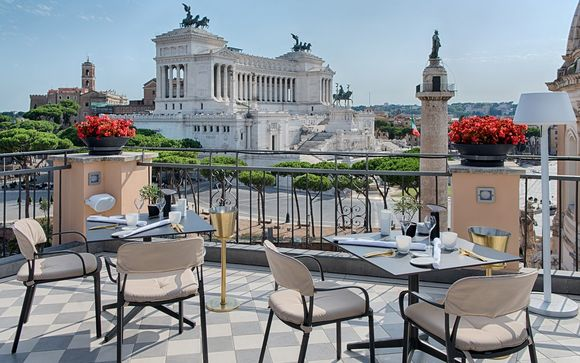 Hotel NH Collection Roma Fori Imperiali 5*
