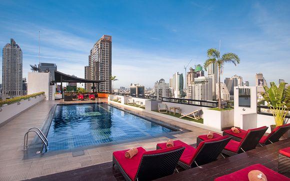 Bangkok - Furama Silom 4*