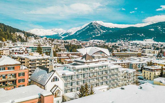 Esperienza Hard Rock tra le Alpi svizzere