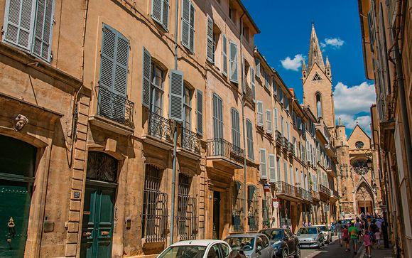 Alla scoperta di Aix-en-Provence