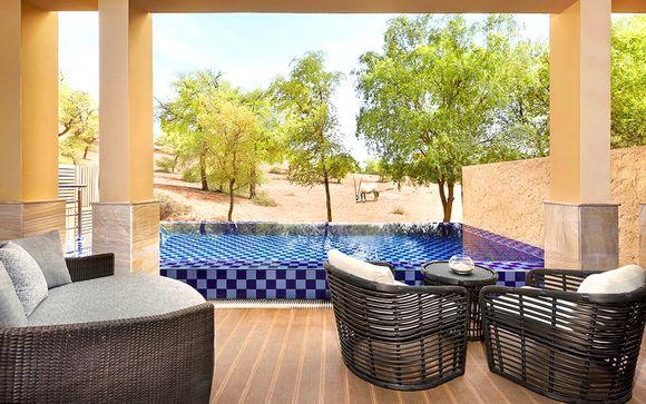 The Ritz-Carlton Ras Al Khaimah 5* + JW Marriott Marquis Dubai Hotel 5*