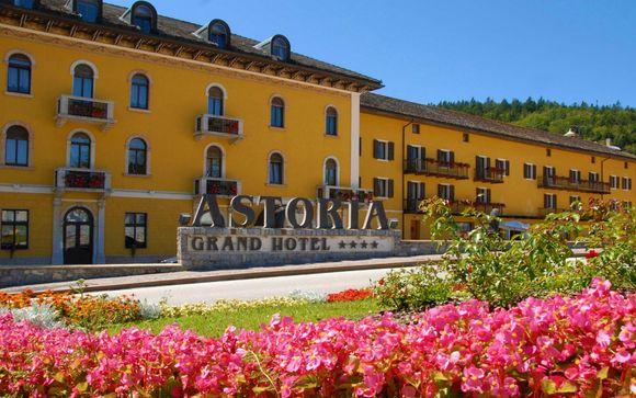 Grand Hotel Astoria 4*