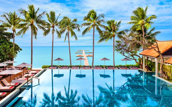 Parentesi da sogno in 5* sulle spiagge della Thailandia