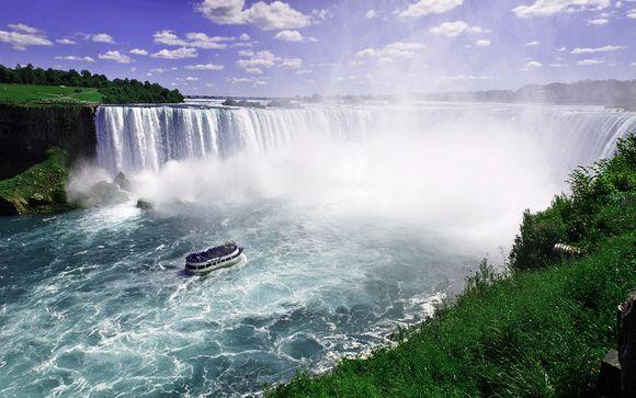 Hotel 50 Bowery 4* + Grand Hotel & Suites 4* + Tour Niagara Falls