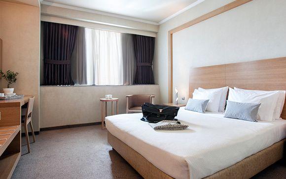 Porto Palace Hotel Thessaloniki 5*