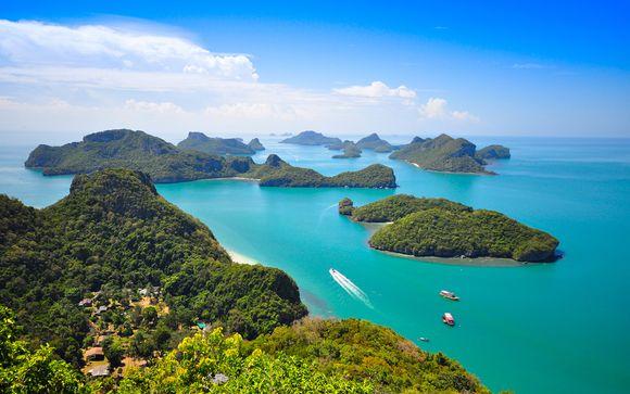 Viaggio fra i paradisi esotici più autentici della Thailandia