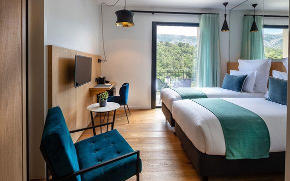 Hotel Sainte Victoire Vauvenargues 4*