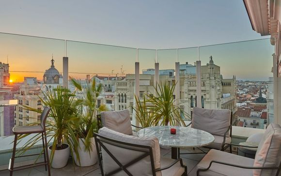 Hyatt Centric Gran Via Madrid 5*