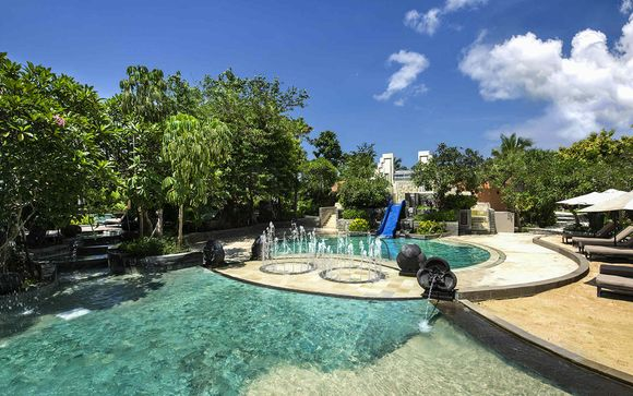 Nusa Dua - Sofitel Bali Nusa Dua Beach Resort 5*