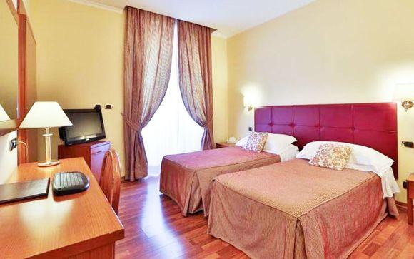Hotel Best Western Villafranca 4* (o similare)