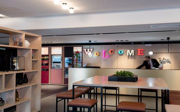 Azimut Hotel Vienna 4*