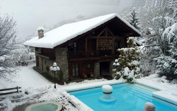 Mont Blanc Hotel Village 5*