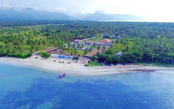 Gili Lombok - Anema Resort Gili Lombok 5*