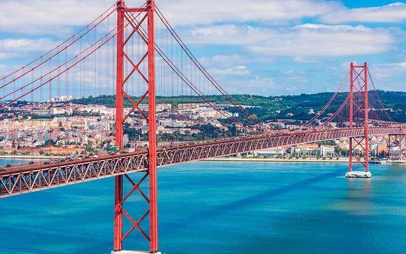 Ramada by Wyndham Lisbon 4* + Hotel Baía Cristal Beach & Spa Resort 4*