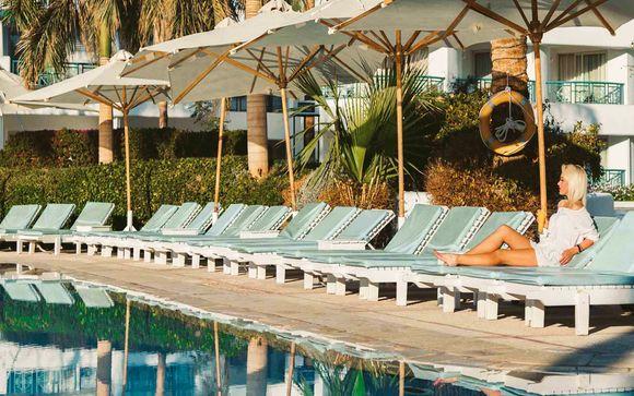Naama Bay da sogno in resort 5* con All Inclusive