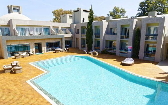 Hotel Ambrosia 4*