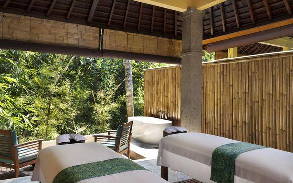 Ubud: Element by Westin Bali Ubud 4*