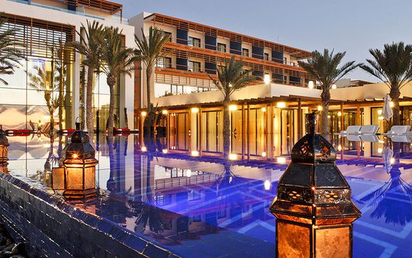 Combinato Pullman Marrakech e Sofitel Essaouira