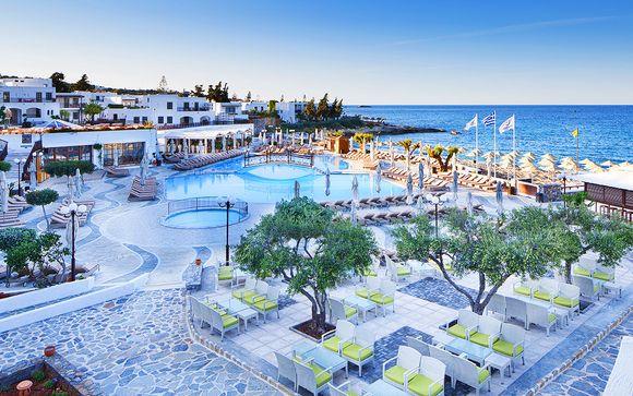 All Inclusive e camere vista mare in resort 4*