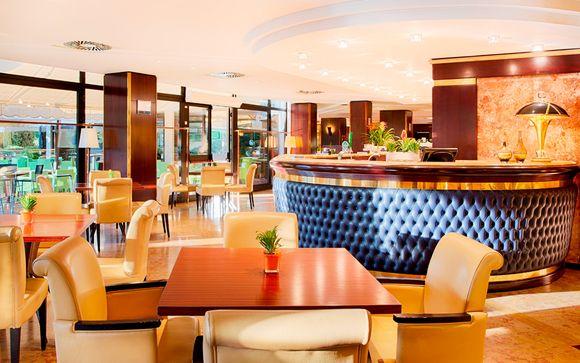 L'Hotel NH Roma Villa Carpegna 4*