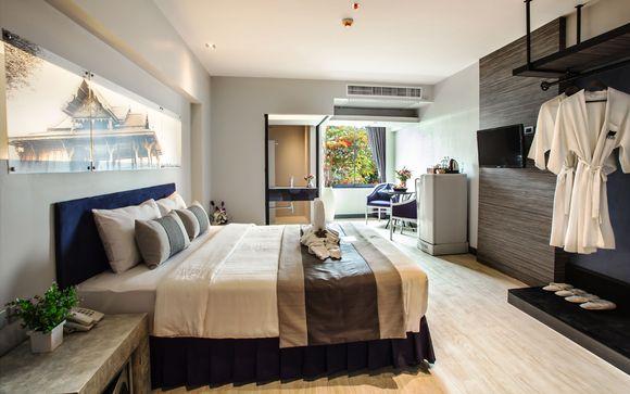 Bangkok  - Nuovo City Hotel 4*