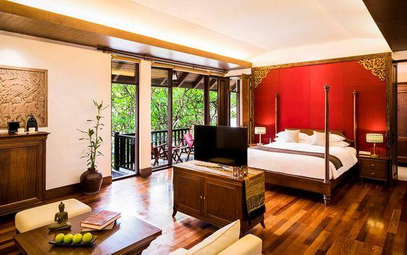 Anantara Angkor Resort & Spa 5*