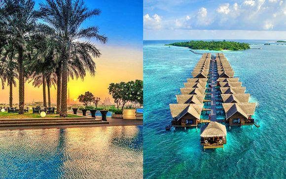 Crowne Plaza Dubai Festival City 5* e Adaaran Select Hudhuranfushi 4*
