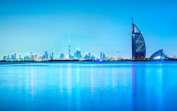 Lusso e vita mondana a 5* da Dubai ad Abu Dhabi