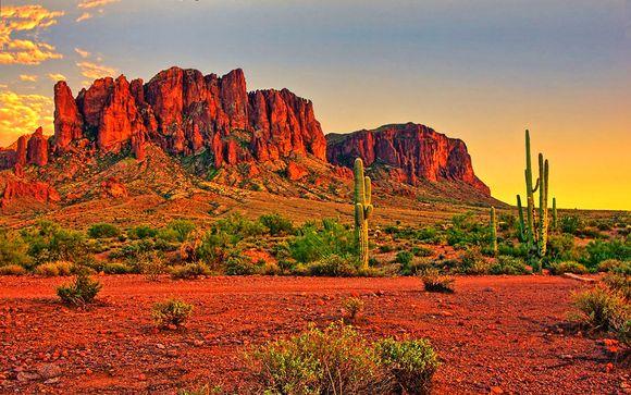 Stati Uniti, incredibile tour tra le bellezze dell'Ovest