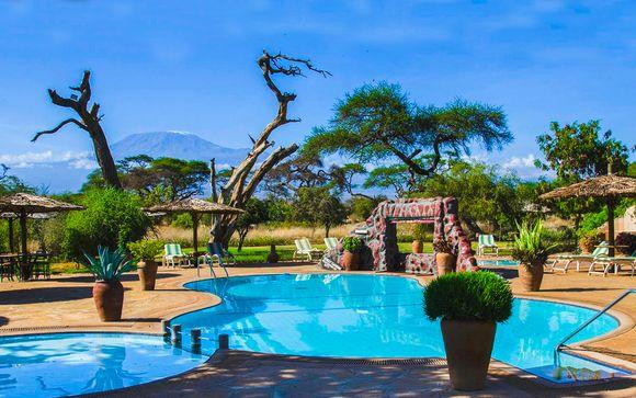 Le meraviglie del Kenya tra hotel 4* e safari mozzafiato