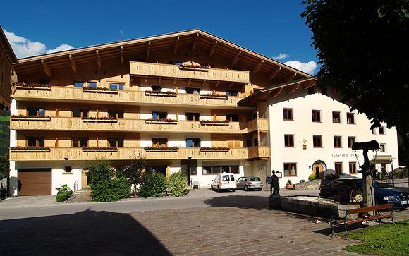 Hotel Post Kaltenbach 4*
