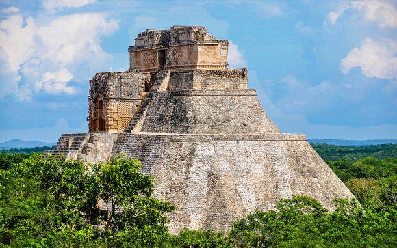 Minitour Yucatan & Viva Wyndham Maya 4*