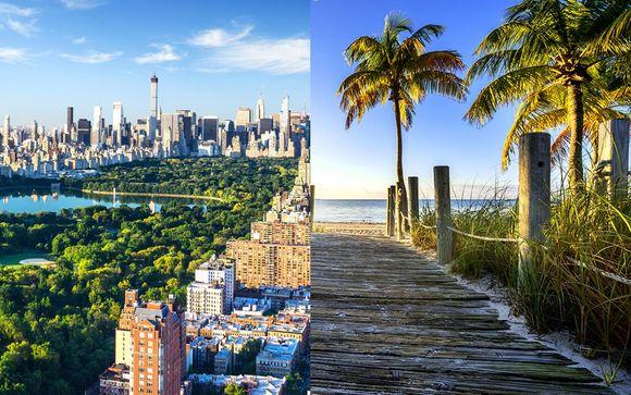Grattacieli e spiagge da cartolina alla scoperta degli States